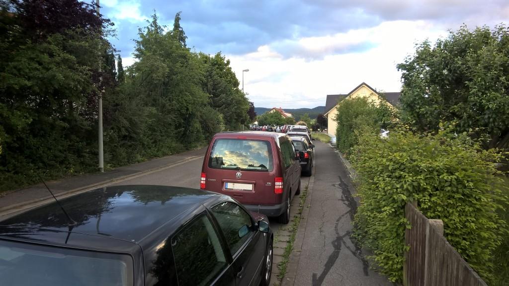 Autos in Amlingstadt