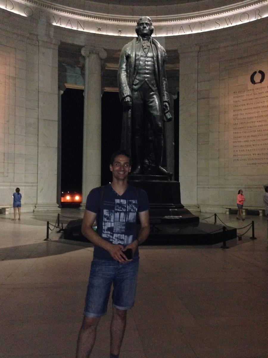 Thomas Jefferson und ich