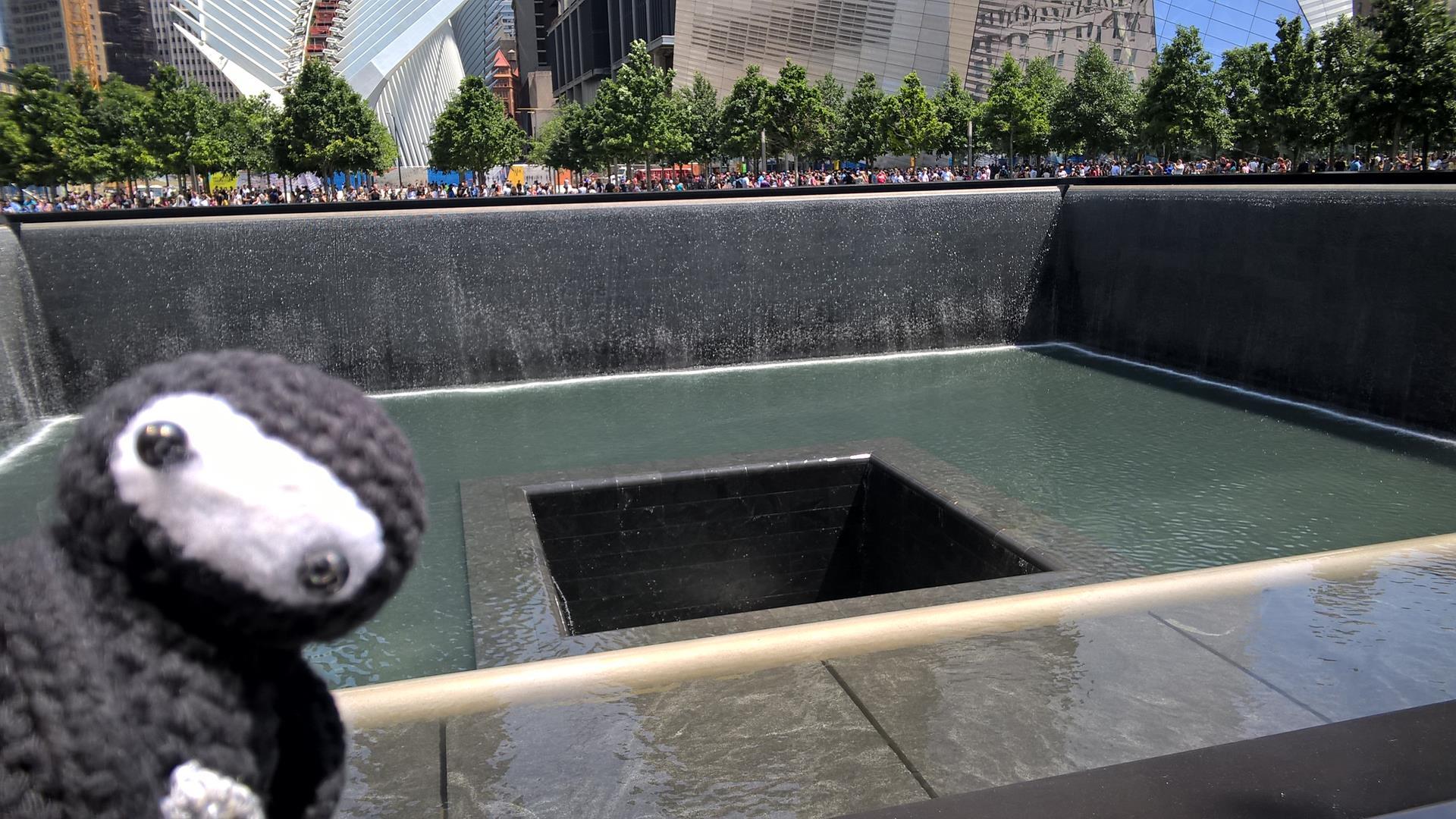 Neumel am 911 Memorial