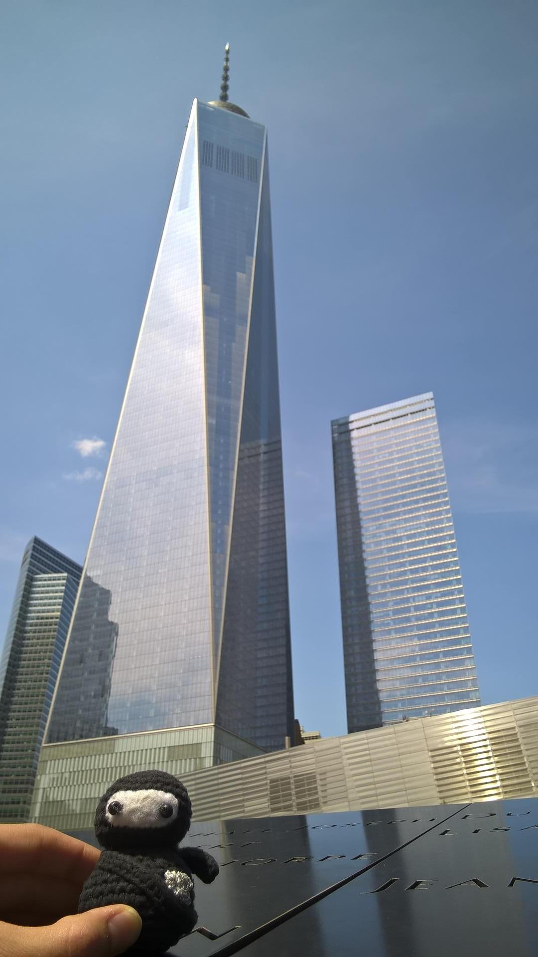 Nochmal der Freedome Tower
