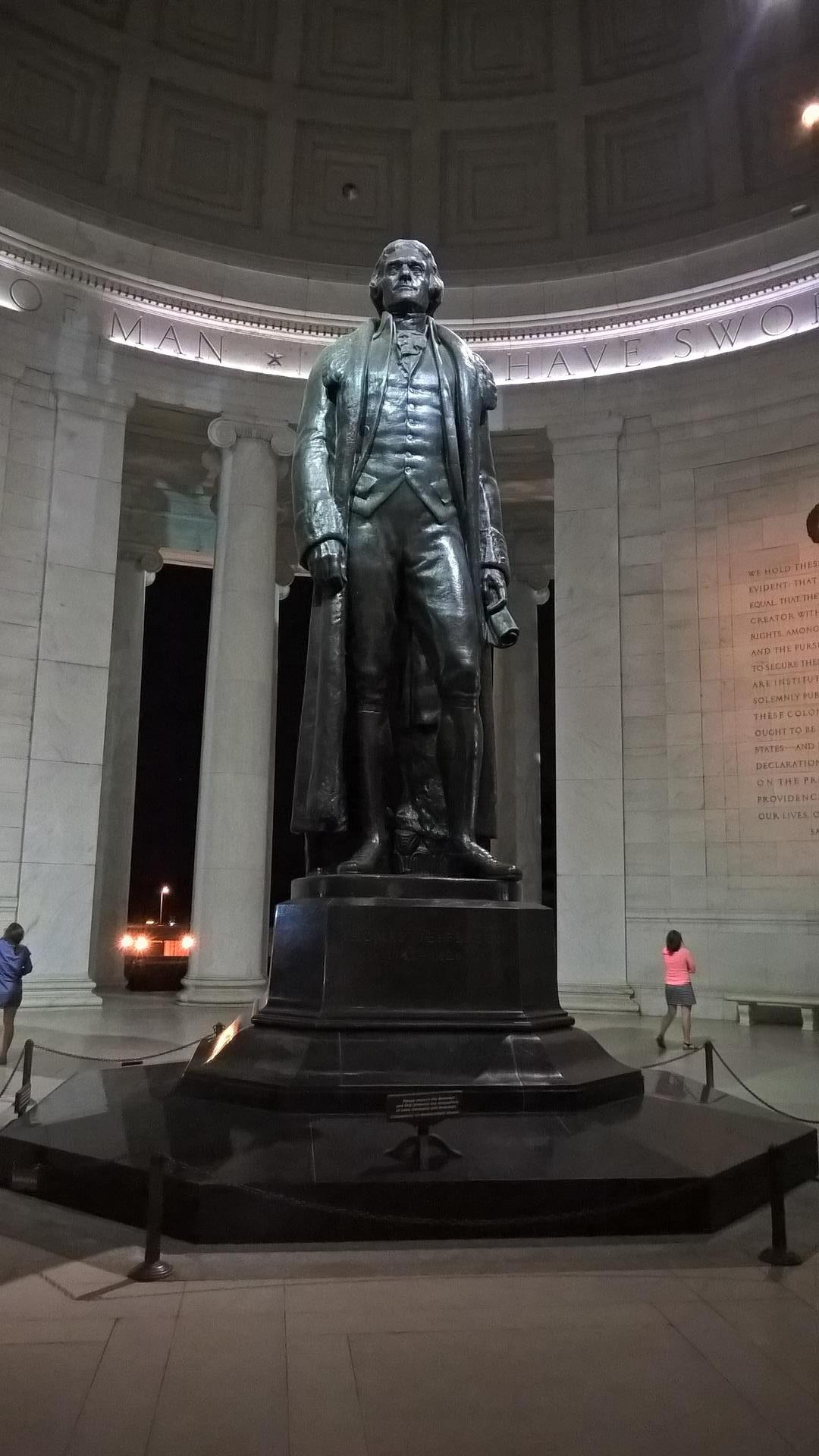Das Jefferson Memorial