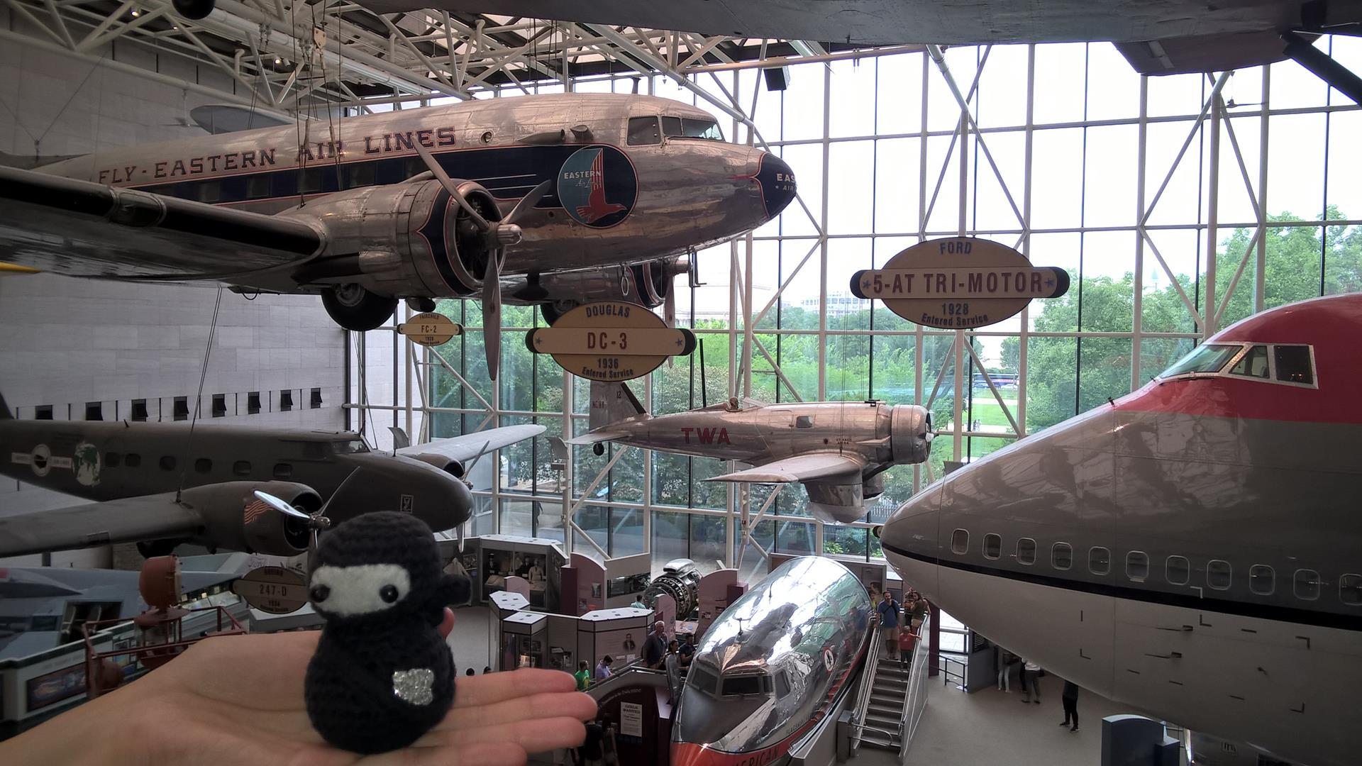 Smithsonian Luft- und Raumfahrtsmuseum