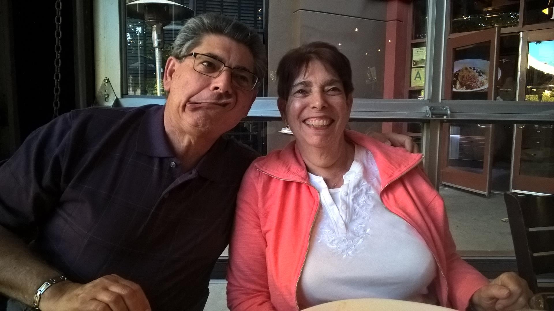 Mein Gastvater Ed und seine Schwester