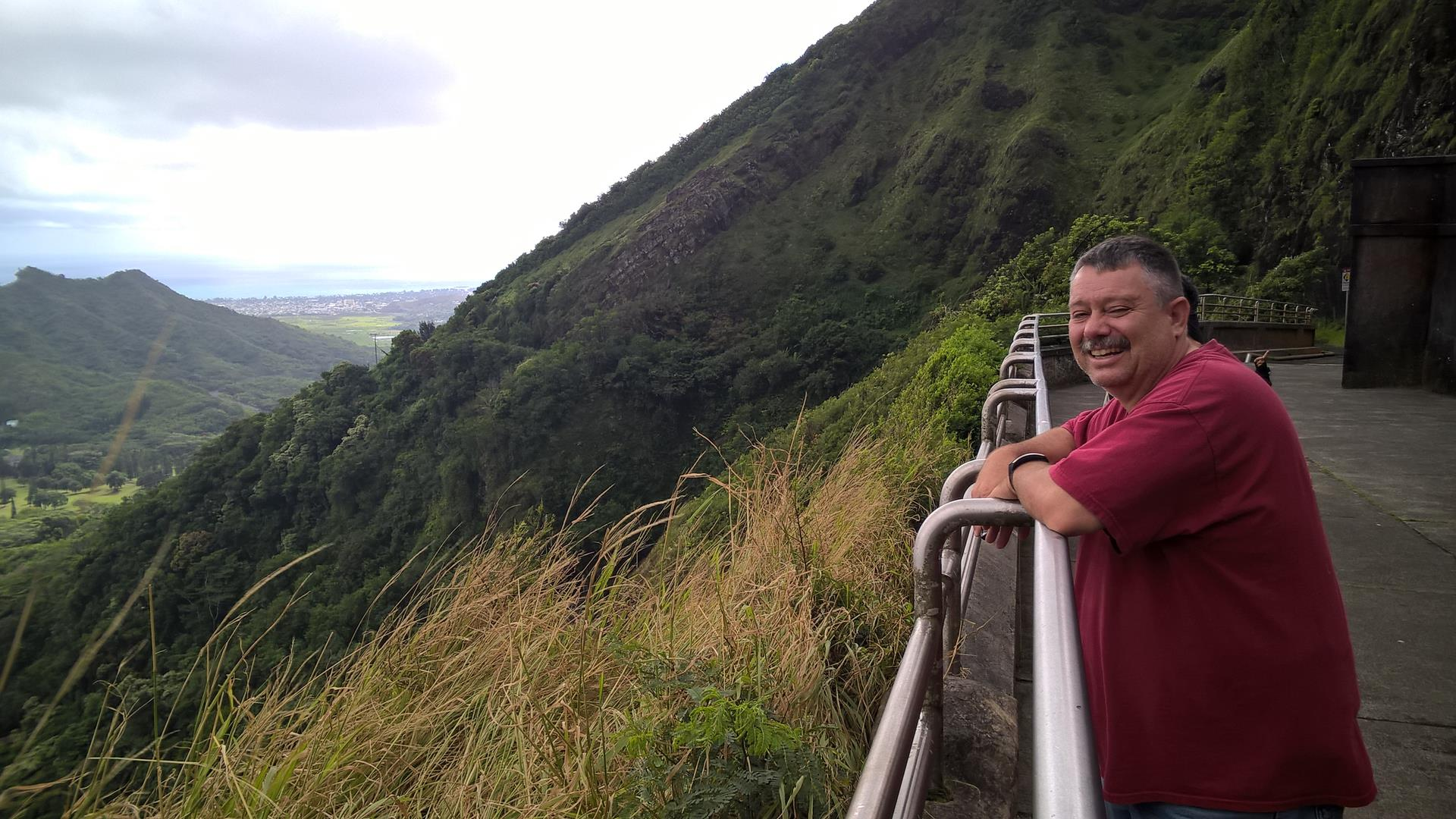 Mein Touristenführer für den Tag: Roger