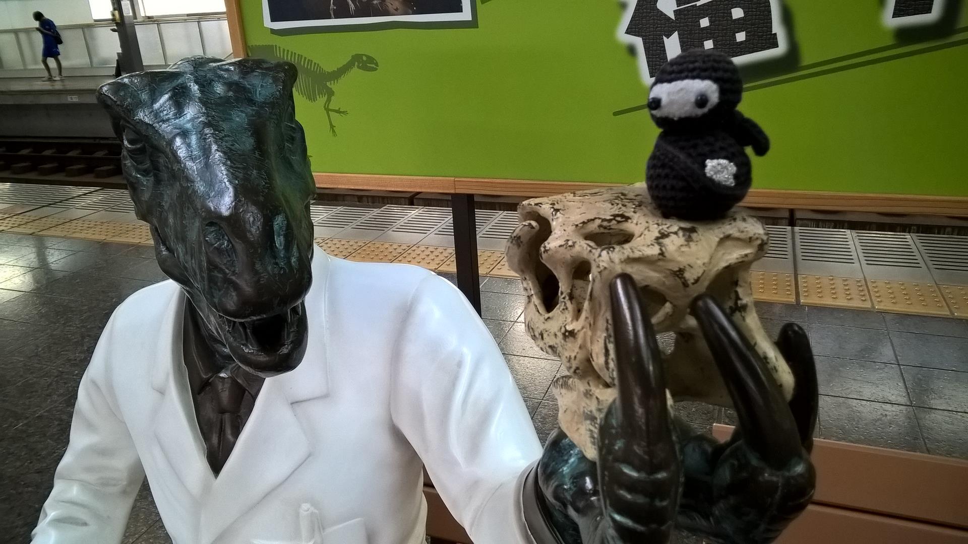 Neumel und die Dinosaurer: So ein Duell gabs doch schon mal in San Francisco