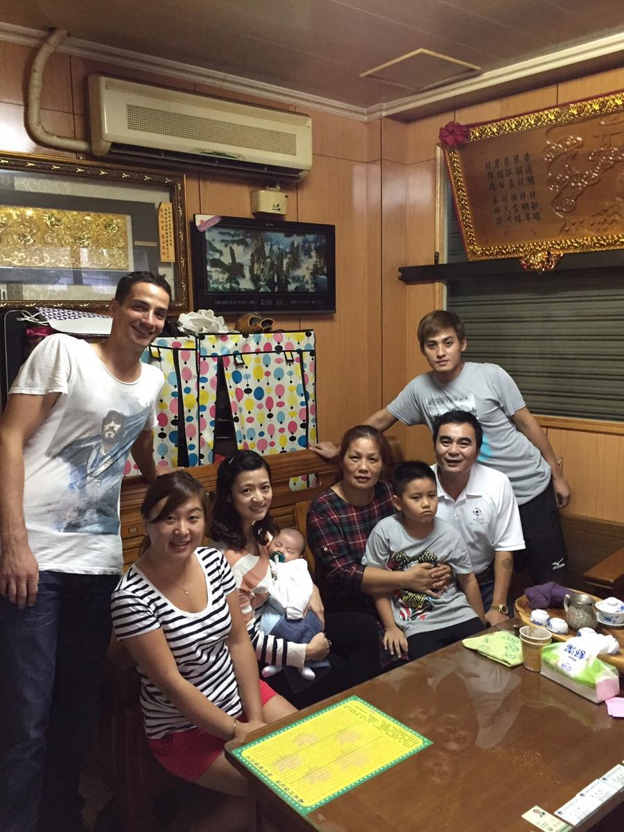 Meine zweite Taiwanesische Familie: Der Abschied viel mir schwer