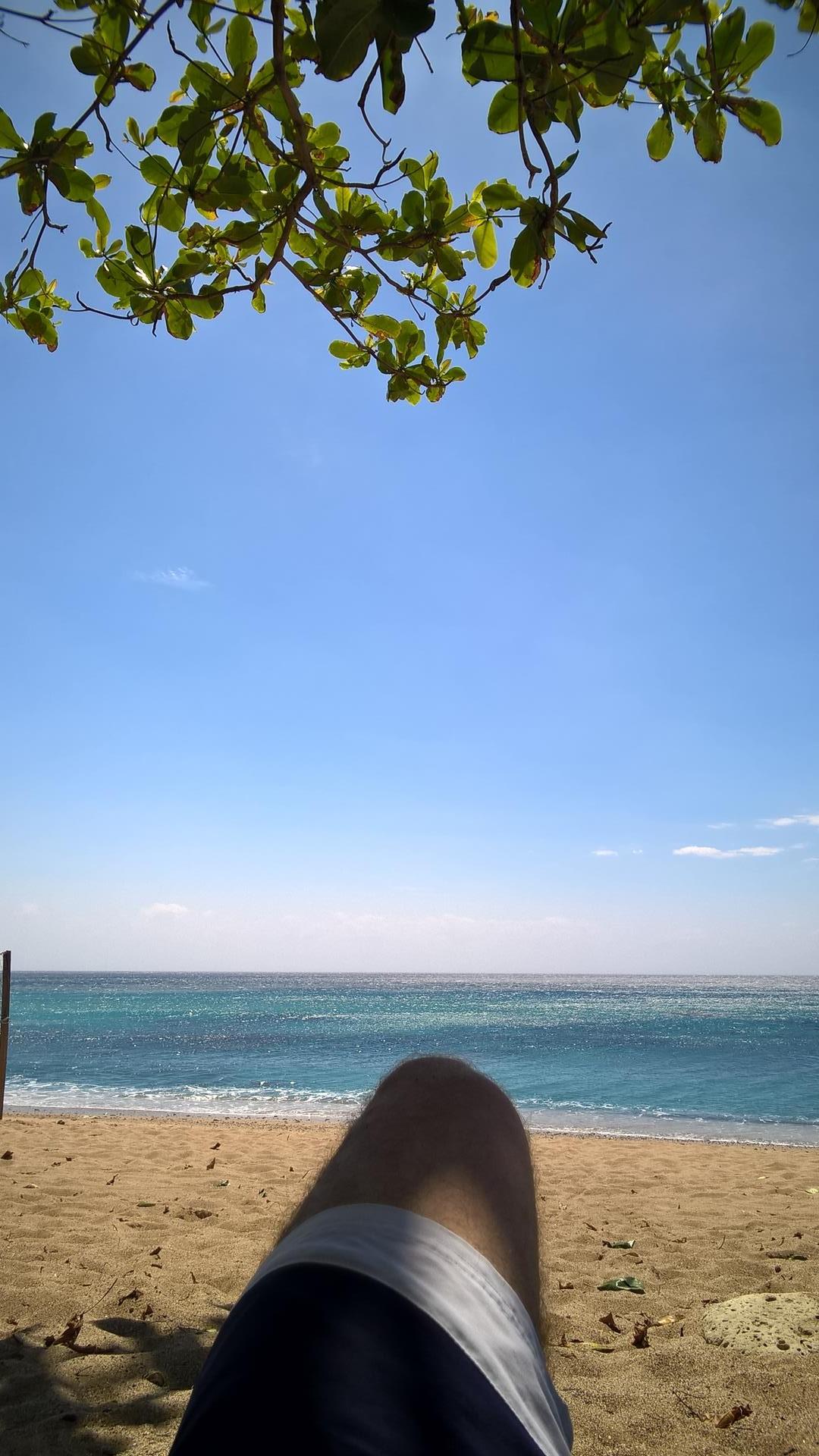 Fühlt sich ein wenig an wie Hawaii