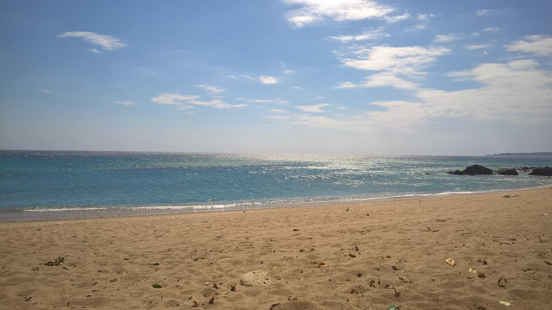Die Sonne lacht und das Wasser glänzt: Es könnte nicht schöner sein