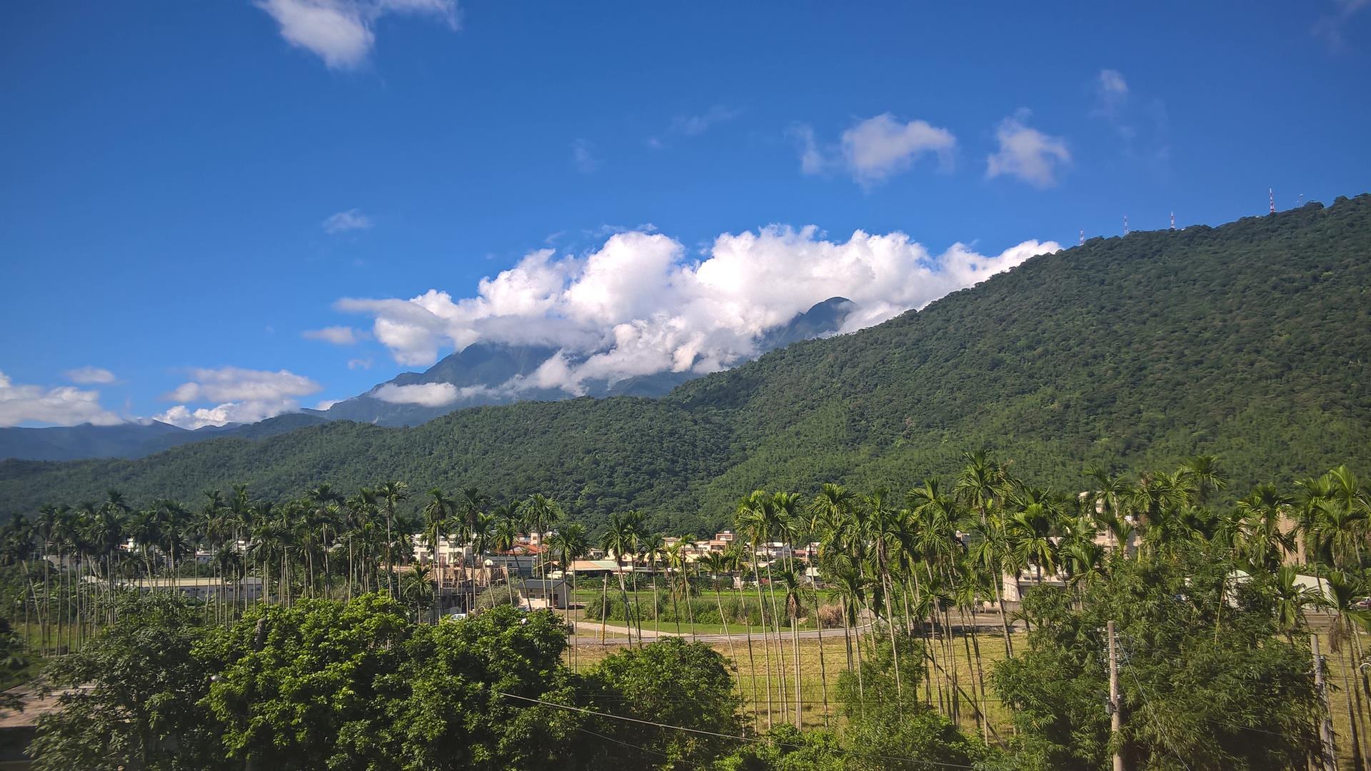 Mein erster Morgen in Hualien