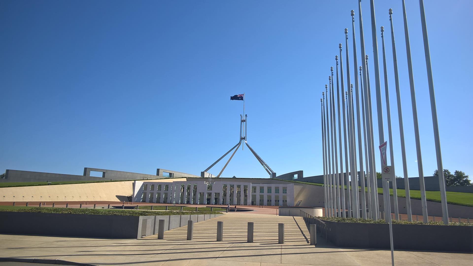 Das neue Parlament