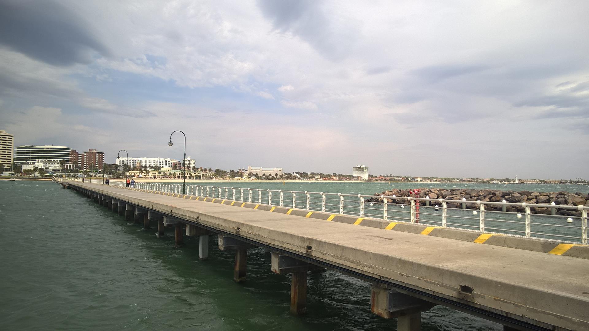 Pier von St. Kilda