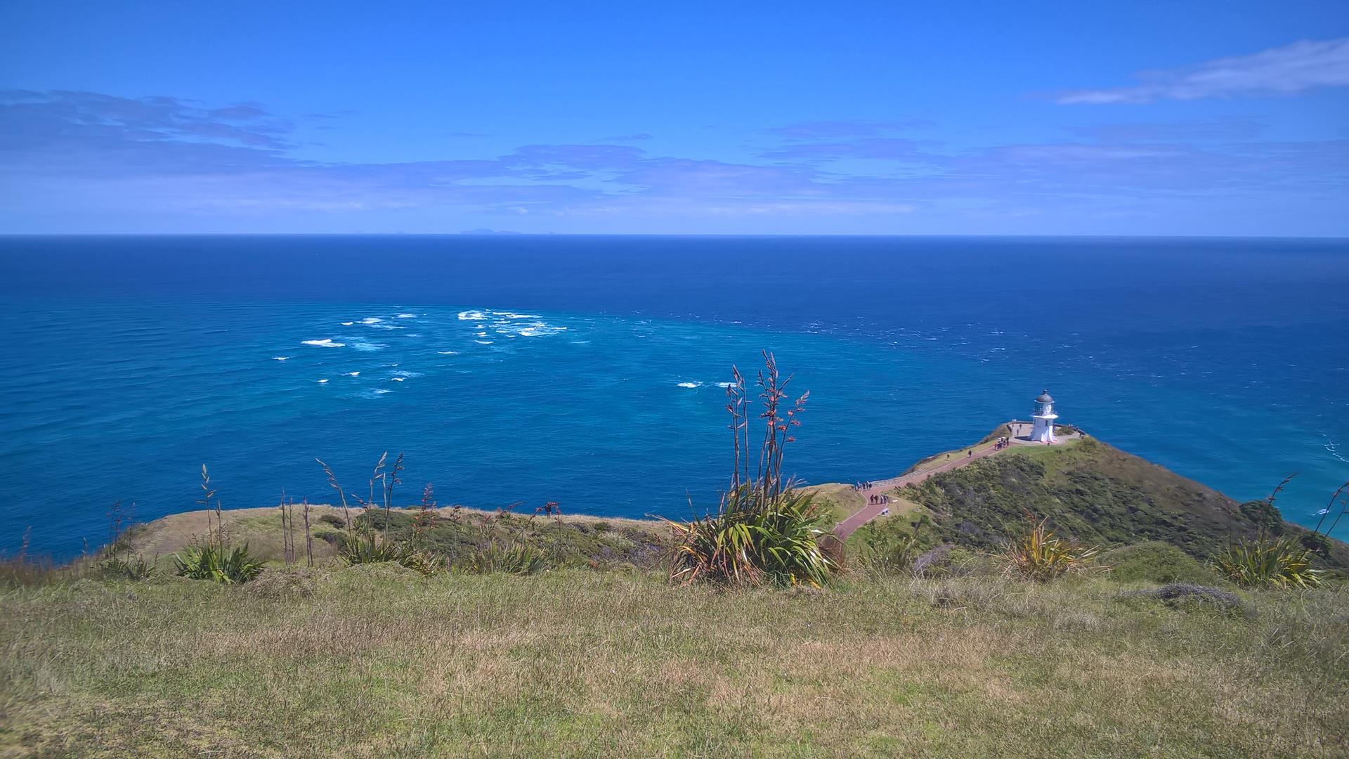 ... der Pazifik und die...