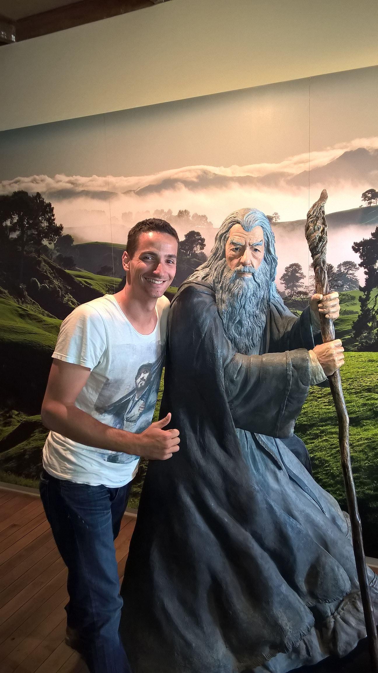 """Mein neuer """"Buddy"""": Gandalf der Graue"""