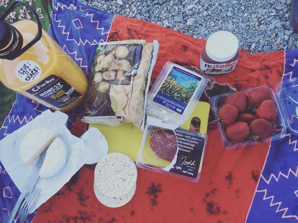 Picknick am See: So lässt es sich leben