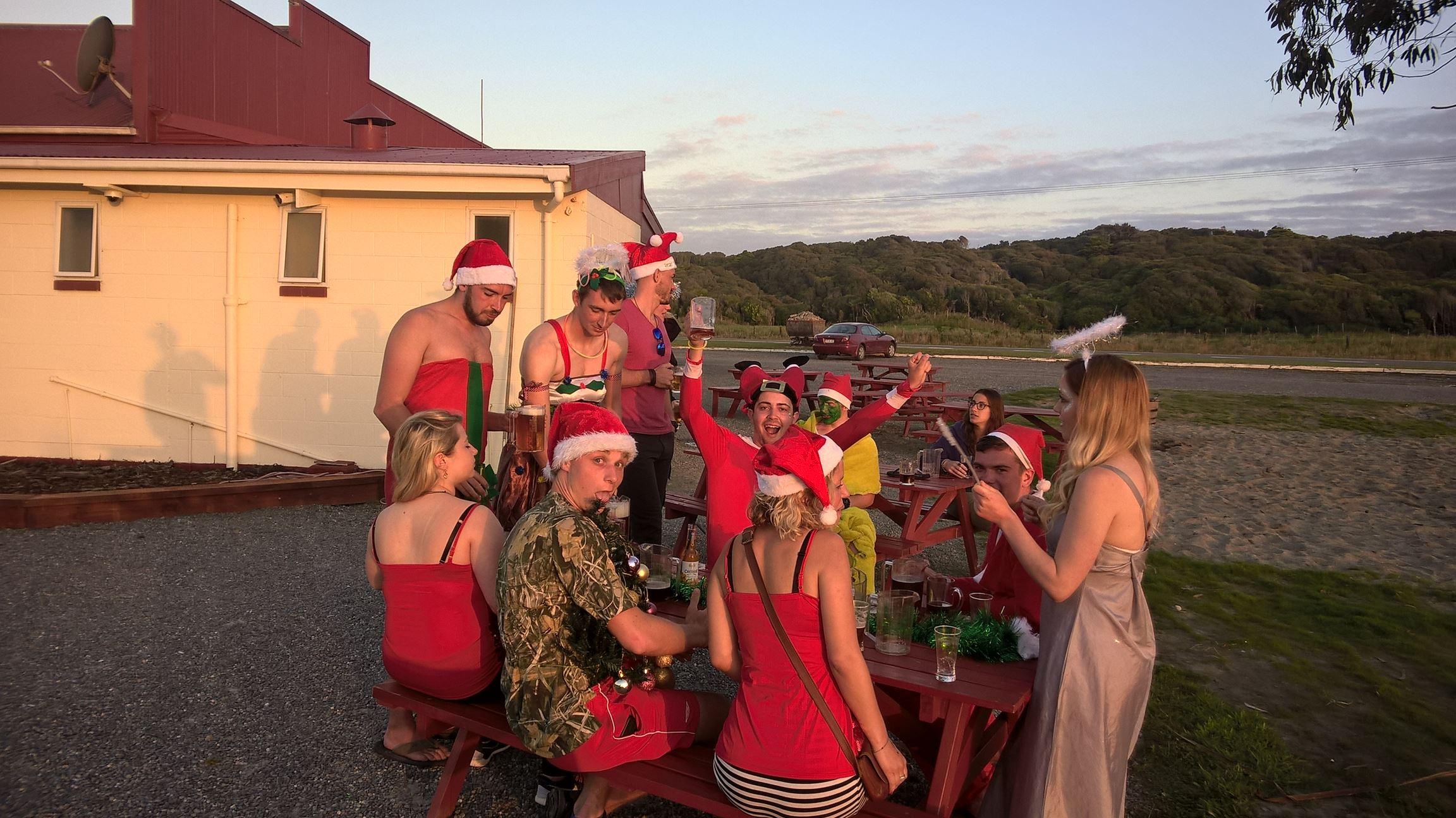 Weihnachtsfeier: So richtig hatte ich ja keine Lust darauf