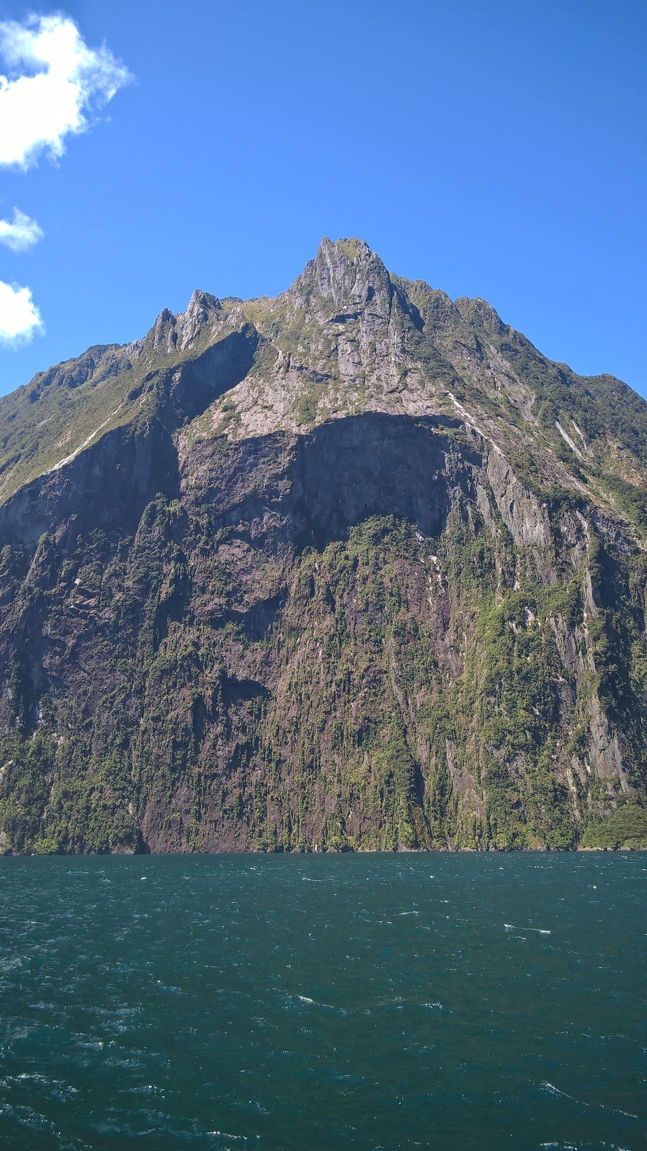 Beeindruckende Berge