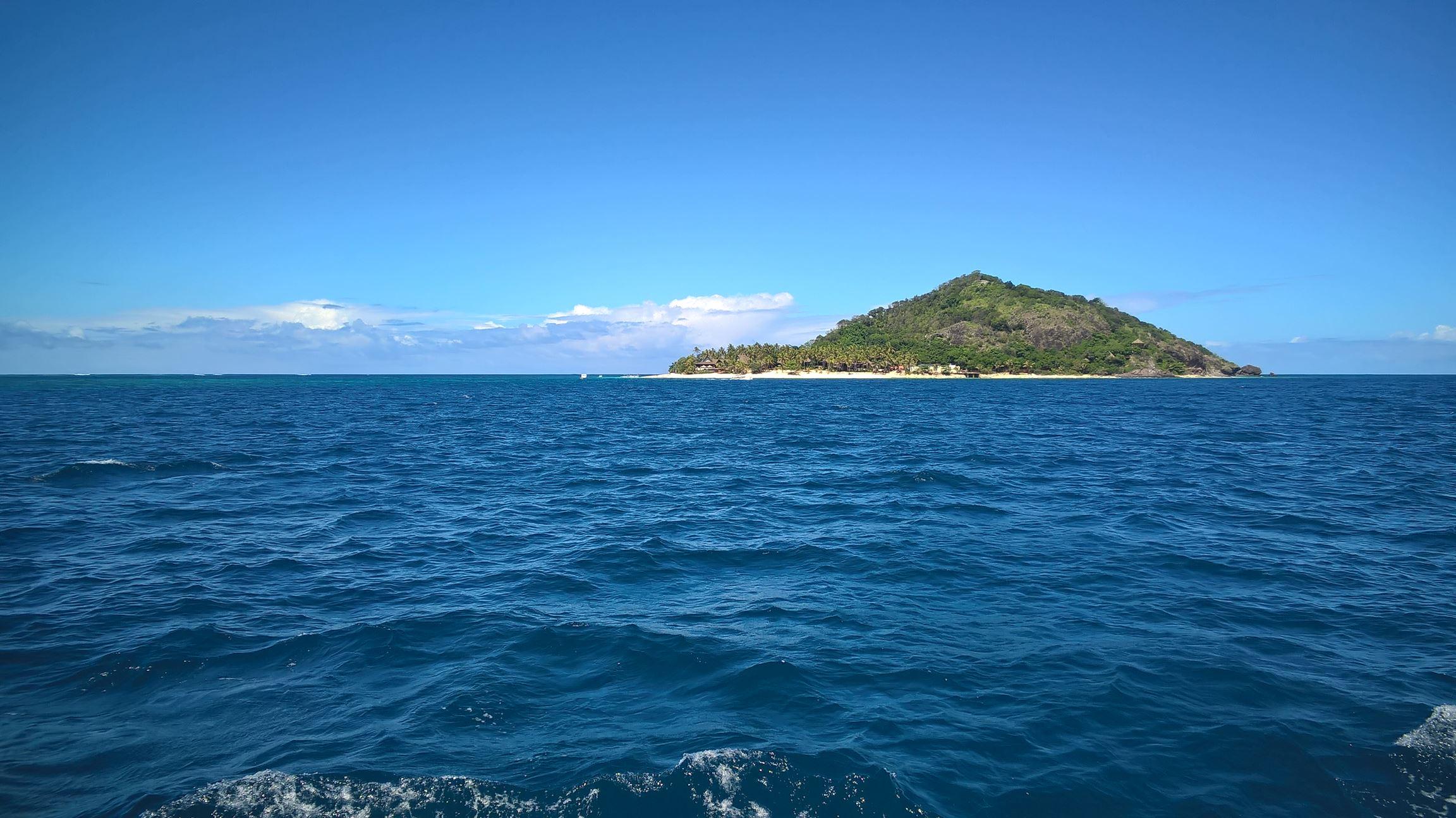Überall kleine Inseln
