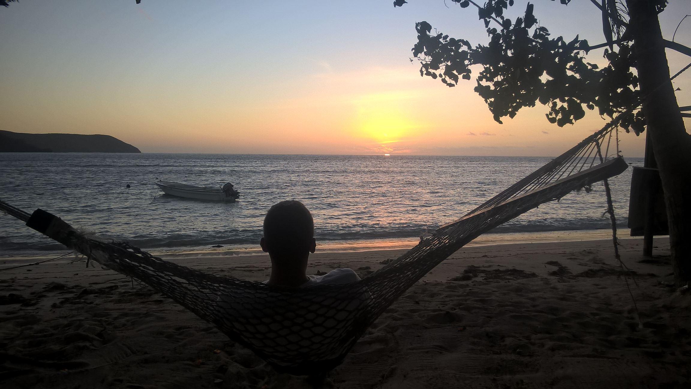Sonnenuntergangsbild: Nicht nur ich will so ein Bild...