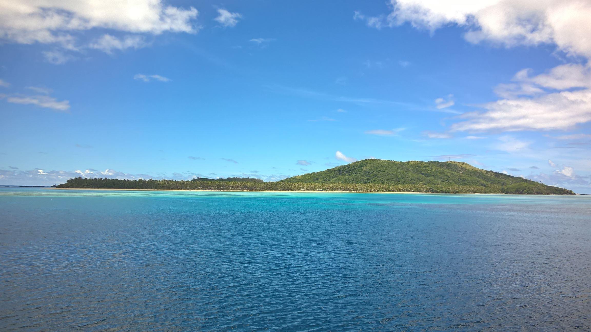 Auf zur nächsten Insel